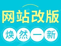 标准网站改版服务【荣获阿里云云合应用奖、建站市场最佳选择奖】