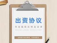 合同模板(出资人协议)