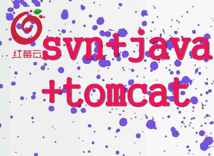 广州红莓云.版本控制(Svnjava1.8.0tomcat7.0.78