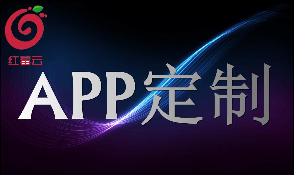 广州红莓云 · 安卓软件IOSAPP专业定制开发