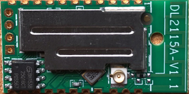 德澜WIFI模组(DL2115A)
