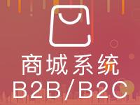 【商城系统B2B/B2C】专业定制,电商网站