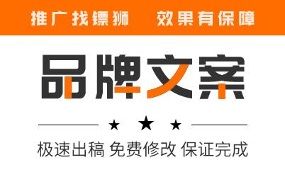 品牌故事/企业简介/品牌文案/品牌传播文案(套餐版)