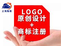 【上海魁云】商标LOGO设计+代理注册