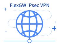 FlexGW IPsec VPN服务器企业版