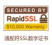 Rapidssl 单域名SSL证书