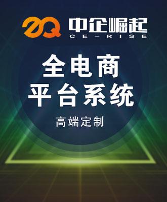 北京中企崛起-微网站,微商城,小程序开发