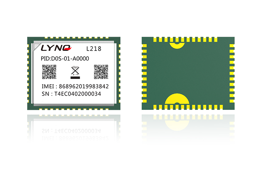 阿里云IoT移柯GPRS/GPS物联网模块LYNQ_L218