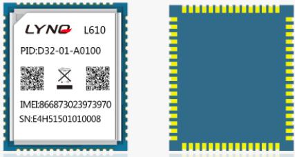阿里云IoT移柯NB-IOT物联网模块LYNQ_L610