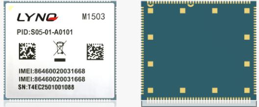 阿里云IoT 移柯 4G 智能核心板LYNQ_M1503