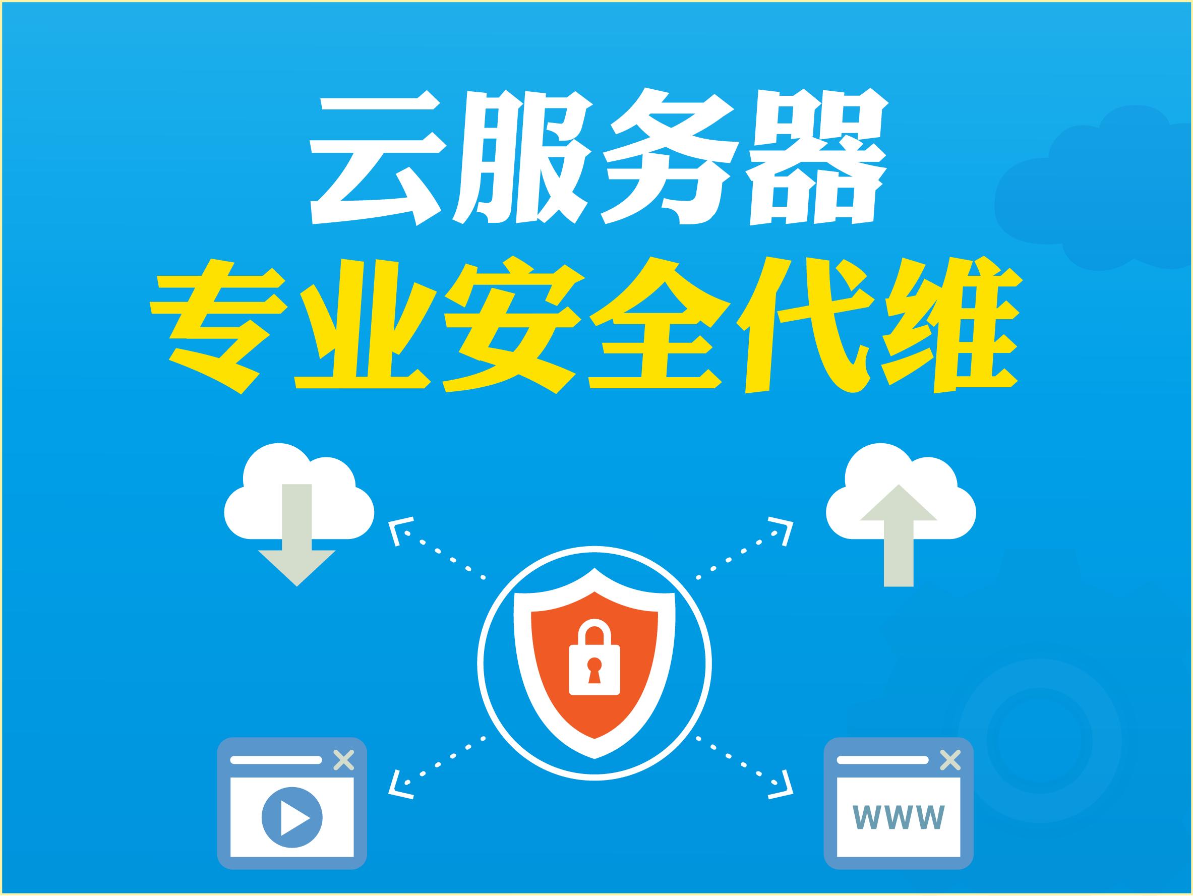 云服务器运维 专业安全运维 服务器代维 阿里云代维运维 云主机运维 运维外包服务
