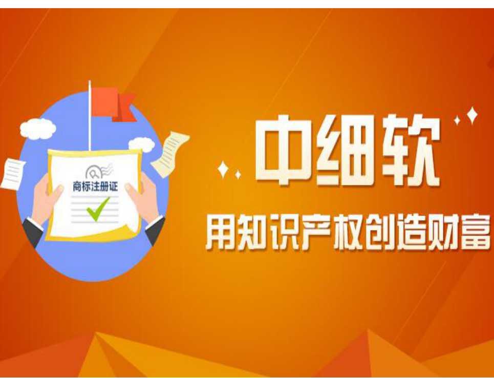 中细软·国内普通商标注册