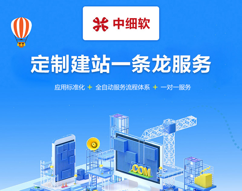 中细软·企业官网高级版(ECS)