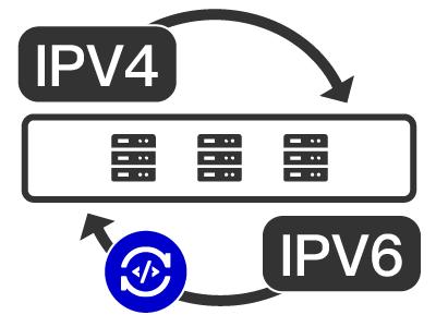 IPv4 IPv6双路解析服务