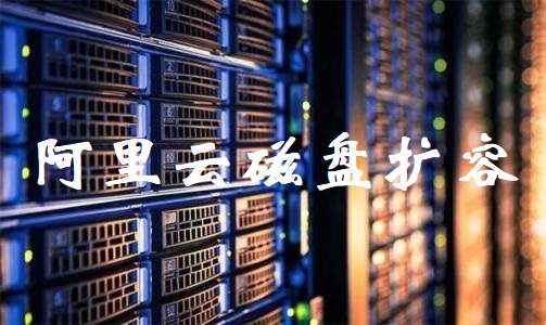 磁盘扩容 分区挂载 本地迁移