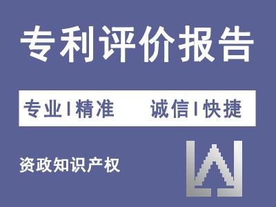 专利权评价报告|专利保护|专利评价报告|专利检索报告【免费维权】