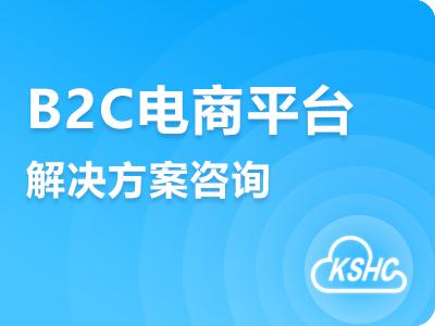 B2C电商平台解决方案咨询