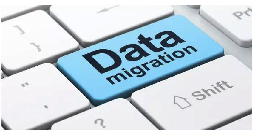 业务应用数据迁移(系统安装、环境配置、数据迁移)硬盘扩容