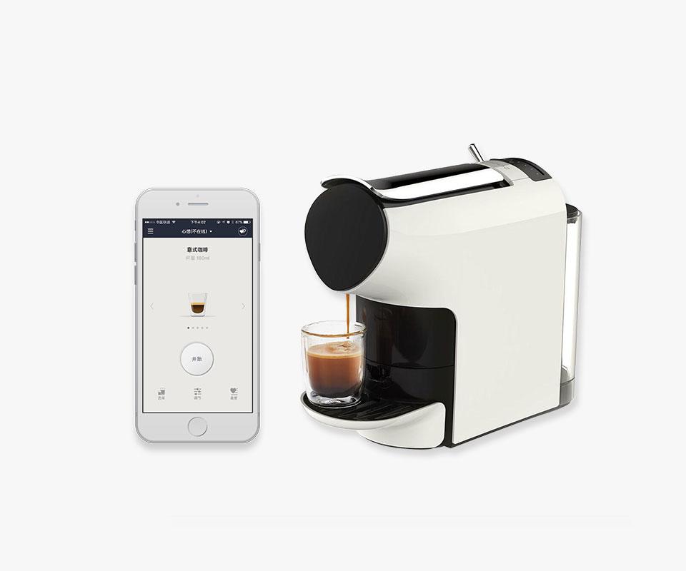 智能咖啡机解决方案