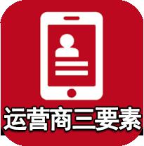 运营商三要素 - 三网手机号实名认证 - 手机号实名 - 手机卡实名认证 - 实名手机号