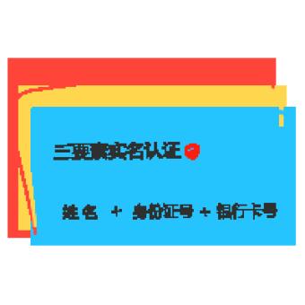 [低至0.16元]银行卡三要素认证-银行卡3要素认证-银行卡三要素鉴权-银行卡三要素验证-银行卡三要素校验[数据直连,零缓存]