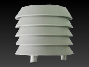 百叶外壳干球温度湿球温度传感器