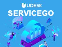 Udesk 现场服务平台ServiceGo(实施费用2000/天,3天起售)