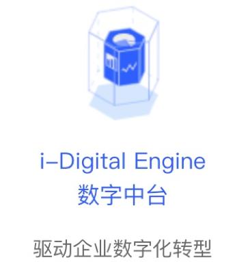 数字中台 i-Digital Engine