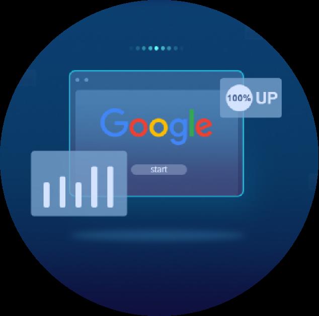 全球推广Google推广排名