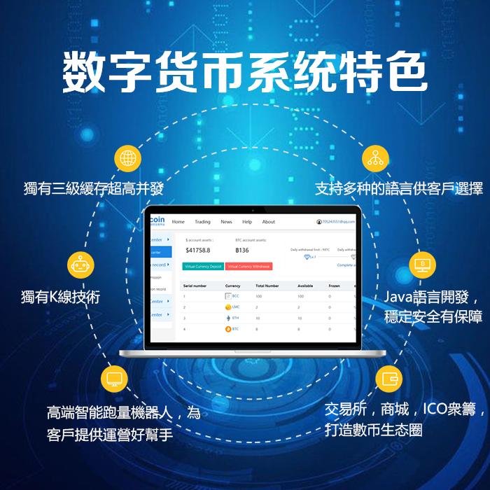 软件开发 区块链数字货币交易系统 APP定制开发 数字货币交易软件