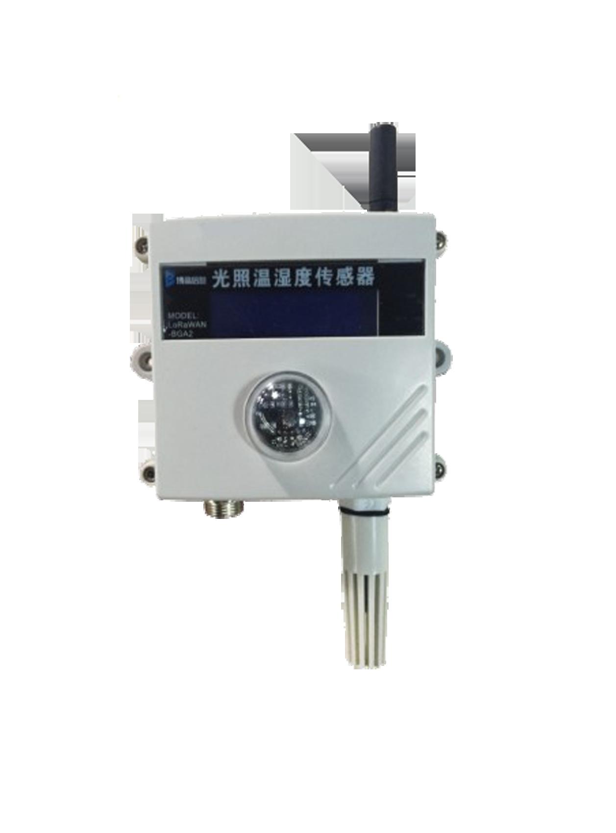 光照温湿度传感器-LoRaWAN-BGA2