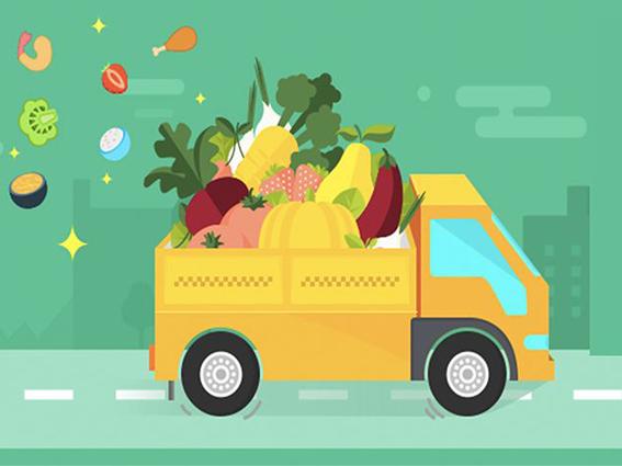 生鲜食材配送ERP系统 / 生鲜配送系统 / 食材配送系统 / 生鲜配送APP / 农产品配送管理系统 /蔬菜配送系统