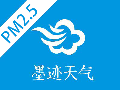 PM2.5版气象服务(经纬度)-墨迹天气