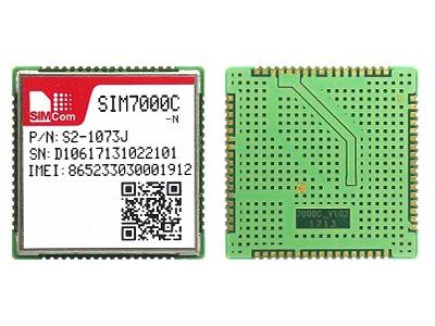 SIMCOM 芯讯通NB-IoT模组 SIM7000C-N