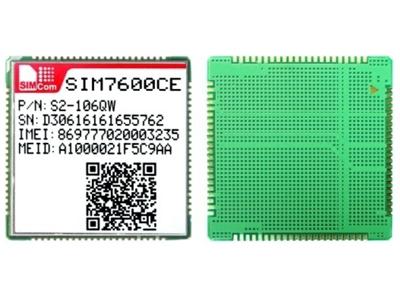 SIMCOM芯讯通LTE-CAT4模组 SIM7600CE