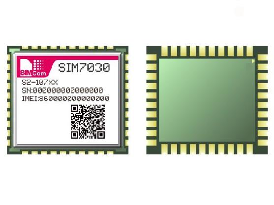 SIMCOM芯讯通NB-IoT单模多频模组SIM7030