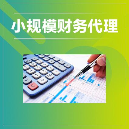 财务代理-深圳小规模财务代理