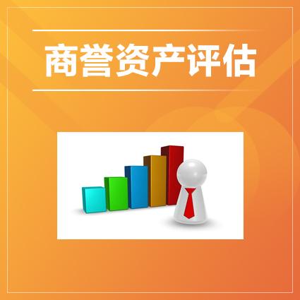 无形资产评估-商誉资产评估