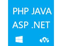全能环境(PHP | .NET | JAVA | MySQL & SQL2008)