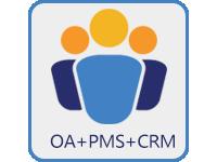 然之OA,禅道PMS,EspoCRM 企业管理一体化(LAMP)