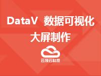 DataV  数据可视化大屏制作