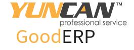 开源ERP系统GoodERP(windows server 2012)