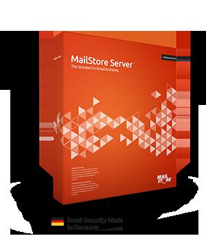邮件归档系统MailStore_v13.0.2(Windows Server 2012)