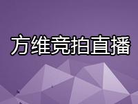 方维竞拍直播系统【需手工配置,请联系客服】