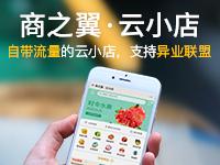 商之翼-云小店【自带流量,支持异业联盟】